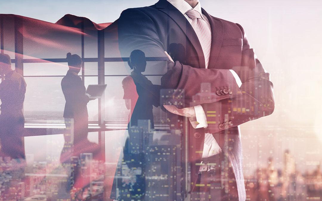 Business Coaching – The Superhero