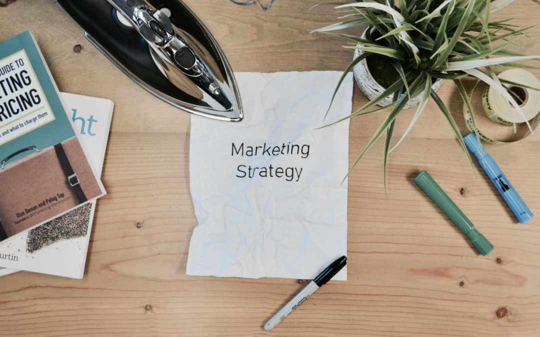 Should you develop your marketing strategy on the fly?